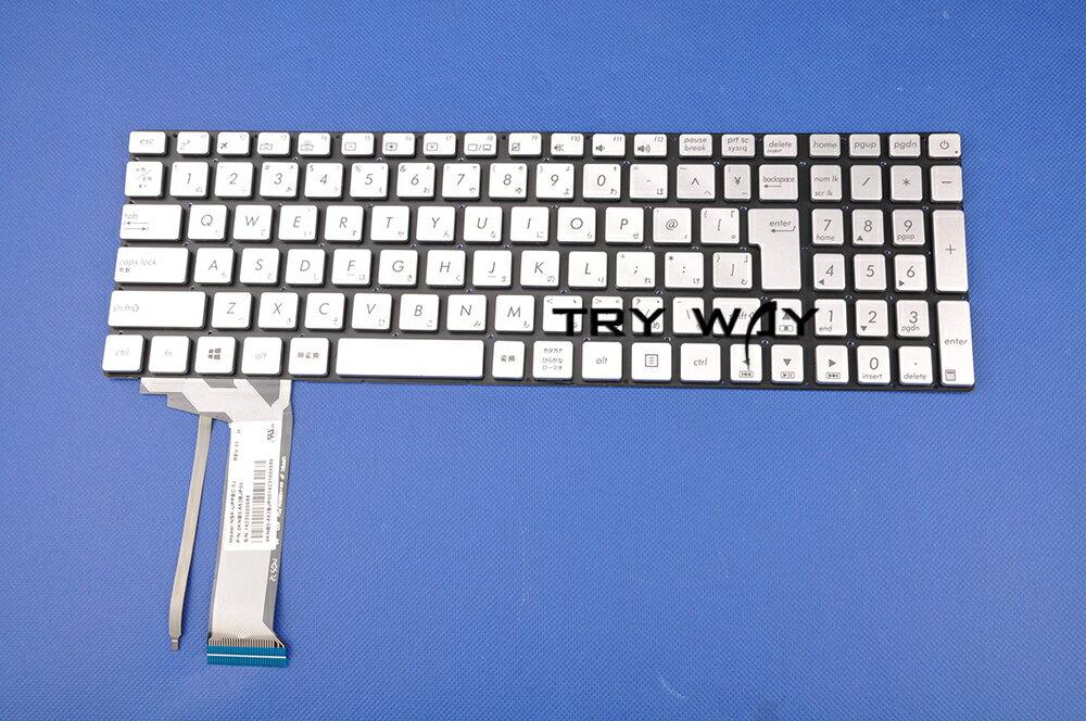 マウス・キーボード・入力機器, キーボード ASUS N550JV N550JV-CMI7BR N550JV-XOI7SW