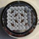 オリジナルテールランプの製作に最適!  LED36 テールランプ 丸型 24V ウィンカー ランプ...
