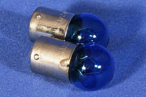 青白い光で1クラス上の明るさ 24V-12W クリプトンガス入り 耐震球 2個入