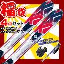 【スキー福袋】 4点セット ケーツー カービングスキー K2 AMP FORCE M3 10.…