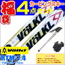 VOLKL 13-14 RTM-7.4 ホワイトゴールド