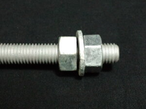 ドブメッキM12×150mm