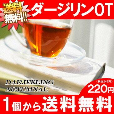 【ダージリンオータムナル】メール便:送料無料サンプル紅茶リーフ4杯分(6g)220円【1個から送料無料】【リピート購入OK】