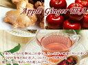 紅茶 AppleGinger「林檎生姜紅茶」(50g) 完熟りんごの香りに蜂蜜の甘みとしょうがのきりっとしまった紅...