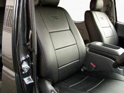 S-GL用シートカバーフロント取り付け例