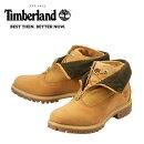[ティンバーランド]TimberlandTIMB6155Bメンズ|ハイカットスニーカー|ZIPROLLTOP|2WAYカジュアルシューズ|大きいサイズ対応28.0cm28.5cm29.0cm|イエロー