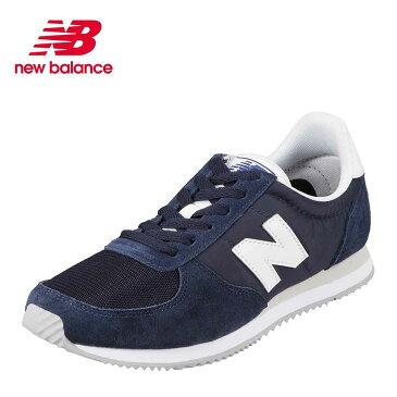 ニューバランス new balance スニーカー U220NVD メンズ 靴 靴 シューズ D相当 ランニングシューズ カジュアル スニーカー トレーニング ジム スポーツ 大きいサイズ対応 28.0cm ネイビー TSRC