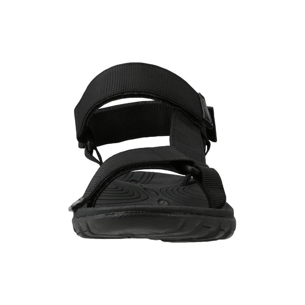 ミニア minia スポーツサンダル 9020 レディース靴 2E相当 スポーツサンダル スポサン 屈曲性 ソックスコーデ オススメ トレンド 人気 ブラック TSRC