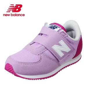 08bbaf3cc3dcb ニューバランス new balance IV220PPL キッズ 靴 ベビー キッズ シューズ ファーストシューズ 220 シリーズ 人気 ブランド  パープル