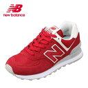 ニューバランス new balance WL574WECB ...