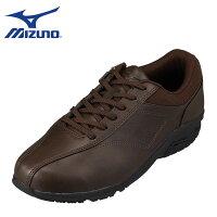 ミズノ MIZUNO B1GR204058 メンズ靴 靴 シューズ 4E相当 スポーツシューズ ウォーキングシューズ 幅広 4E 限定 オリジナル ダークブラウン TSRC