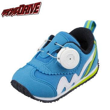 [マラソン期間中ポイント5倍][ダイヤルドライブ] ダイヤルDRIVE R47104-70 ベビー キッズ | ベビーシューズ キッズスニーカー | ワイヤーロック式 洗えるインソール | 子供靴 ファーストシューズ | プレゼント ギフト | サックス TSRC