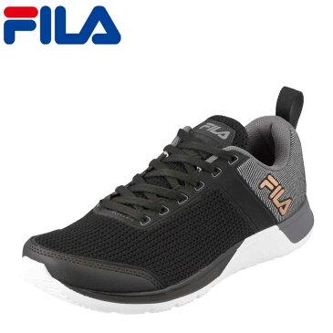 フィラ FILA スニーカー FTR-109 FXT CROSS53 メンズ靴 靴 シューズ 3E ランニングシューズ スポーツ スニーカー ローカット メンズスニーカー ウォーキング ジョギング ジム カジュアル スポーティ おしゃれ 大きいサイズ対応 28.0cm 29.0cm ブラック TSRC