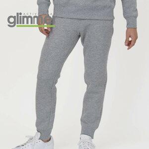 スウェット パンツ メンズ 無地 GLIMMER グリマー ドライ裏フリーススウェットパンツ 10オンス 00349-AFP 速乾 スポーツ ダンス ペアルック 親子ペア でもOK