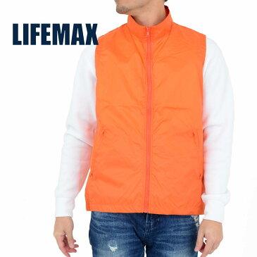 ベスト メンズ 無地 LIFEMAX ライフマックス ベーシックベスト mj0067 イベント ユニフォーム スポーツ チーム M L XL XXL