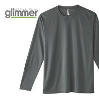 Glimmer(グリマー)|3.5オンスインターロックドライ長袖Tシャツ