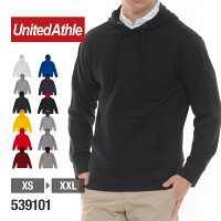 UnitedAthle(ユナイテッドアスレ)|9.3オンスレギュラーパイルスウェットプルオーバーパーカ539101|XS〜XXL