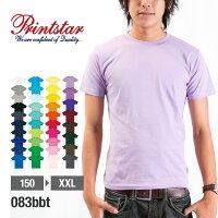 Printstar(プリントスター):ライトウェイトTシャツ4.0oz:150〜XXL