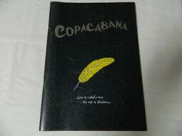 〇(パンフ)コパカバーナ BARRY MANILOW'S COPACABANA 【中古】