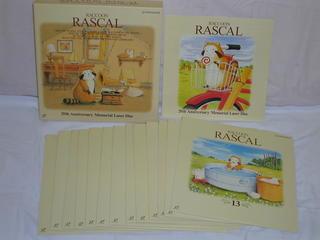 (LD)あらいぐまラスカル(RACCOON RASCAL 20th Anniversary Memorial LD-BOX)
