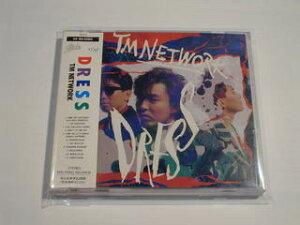 (CD)TMネットワーク/DRESS