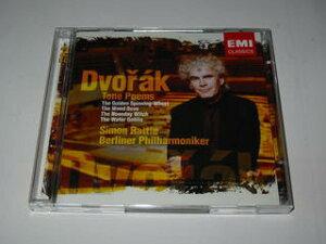 (CD)Dvorak:Tone Poems (from US)