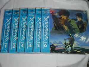 (LD)機甲猟兵メロウリンク 新OVAシリーズ ボトムズ外伝 VOL.1〜6 全6巻セット【中古】