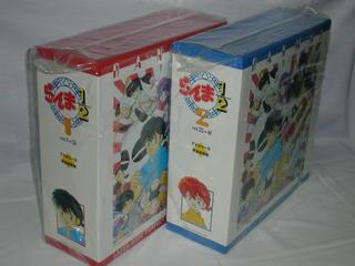 (LD:レーザーディスク)らんま1/2 TVシリーズ完全収録版2BOXセット【中古】:TSK e−SHOP