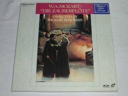 (LD:レーザーディスク)モーツァルト:歌劇「魔笛」監督:イングマル・ベルイマン エリクソン指揮【中古】