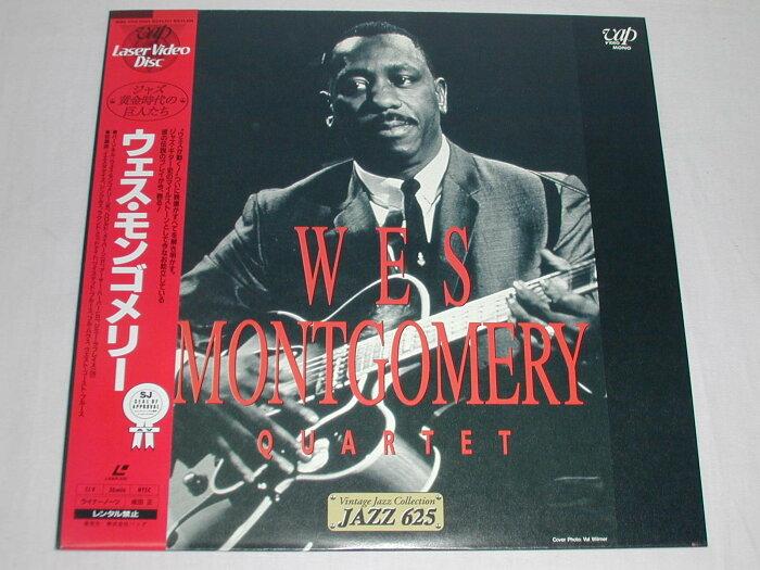 (LD) ウェス・モンゴメリー/ジャズ黄金時代の巨人たち JAZZ 625