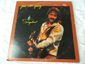 (LP)Jesse Colin Young / Songbird【中古】