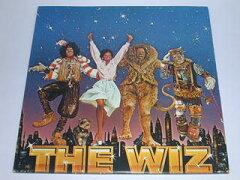 (LP)THE WIZ ウィズ/オリジナル・サウンドトラック