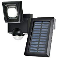 ESL-N111SL防雨形 屋外用LEDセンサーライト1灯 電気代不要 ソーラー発電式ELPA朝日電器セキュリティ用品
