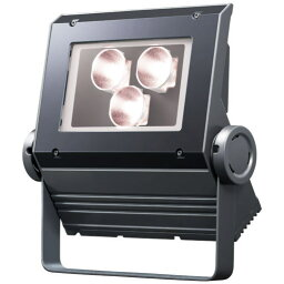 ECF0998W/SAN8/DGLED投光器 レディオック フラッド ネオ 90クラス屋外・屋内用 電源ユニット内蔵 白色タイプ 狭角タイプ ダークグレイ岩崎電気 施設照明 サイン照明 演出照明 エリア照明 アーケード照明