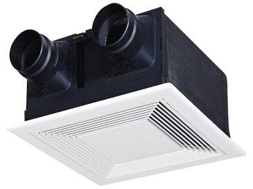 VL-12ZJJ-ファン<熱交換タイプ> ダクト用ロスナイ 準寒冷地・温暖地仕様天井埋込形 フラット格子パネル 12畳用三菱電機 換気扇