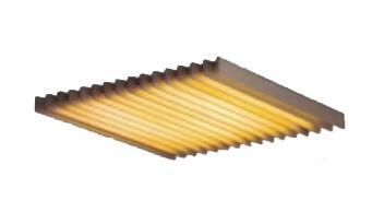 パナソニック Panasonic 施設照明一体型LEDベースライト 昼白色 埋込型FHP45形×3灯相当 スクエアタイプ和紙柄パネル □600 木製ルーバタイプ 連続調光型XL583WBVJLA9