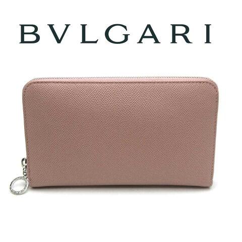 b72138f7eb08 ブルガリ/BVLGARI ラウンドファスナー長財布 BULGARI BULGARI 36935