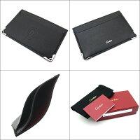 【セール】【即発送可能】【送料無料】カルティエ/Cartierカード入れ・MUSTマスト・L3001425ブラック
