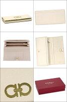 【セール】【即発送可能】フェラガモ/SalvatoreFerragamoファスナー長財布・22-B481MACARONマカロン