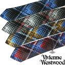 ヴィヴィアンウエストウッド/ VIVIENNE WESTWOOD 新作 ネクタイ 81050004-W001C