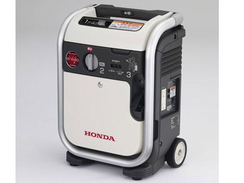 【レンタル1日・カード決済限定】カセットボンベで動くHonda発電機エネポenepo(fy16REN07)