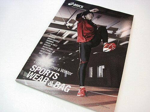 ASICS asics sportswear catalog