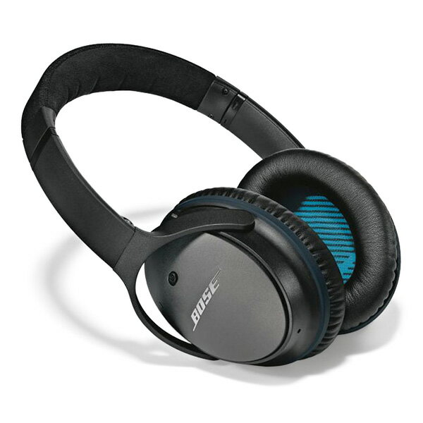 卓越したオーディオパフォーマンスと消音性能を両立。・ BOSEノイズキャンセリングヘッドフォン 【レンタル・カード決済限定】Bose QuietComfort25(QC25)(fy16REN07)