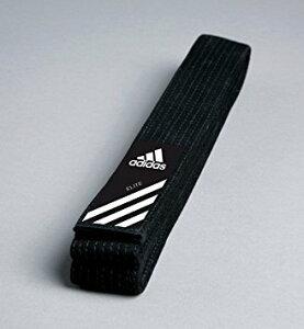 カード・振込決済限定【アディダス・USA adidas柔道・空手】帯エリート BT-ELITE・黒 320cm