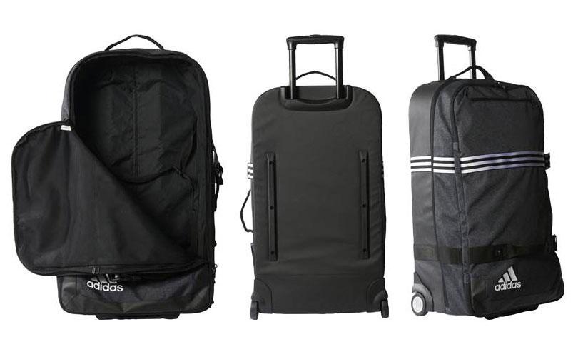 【レンタル・カード決済限定】アディダス(adidas) 3ストライプキャリーバッグ BBR44-XLサイズ・7日レンタル