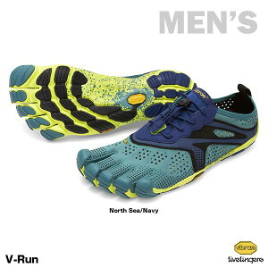 【あす楽対応】ビブラム(vibram) 18M7001 ビブラムファイブフィンガーズ V-Run トレーニングシューズ