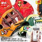 <受注生産>ワールドペガサス(WORLDPEGASUS)WGKGPTO硬式用オーダーグラブ・ミットグランドペガサスTOPスペシャルオーダー10%OFF野球用品グローブ