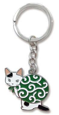 猫のキーホルダードロボー猫アクセサリー