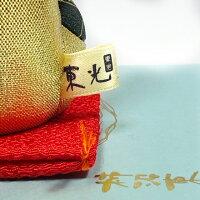 送料無料伝統工芸士柿沼東光招き猫座布団付き小風水赤青緑紫桃黒白黄開運猫グッズネコグッズまねきねこまねき猫まねきねこ木目込み人形置物柿沼人形可愛い日本製