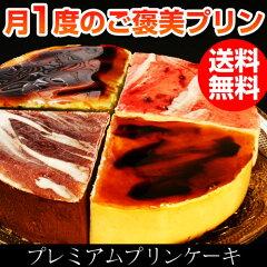 【プレミアムプリンケーキ】あの伝説のプリンケーキにプレミアム版登場【ギフト】【プリン・ぷりん】…